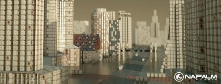 Artes conceituais em 3D